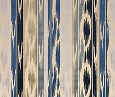 FD679.H10 Birch Velvet – Indigo – H10 – Mulberry Home Fabric