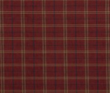 FD744.V106 Haddon Check – Red – Mulberry Home Fabric