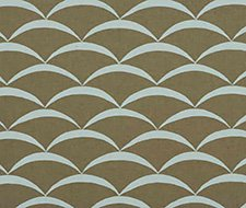 GWF-2618.165 Crescent – Sand/Aqua – 165 – Groundworks Fabric