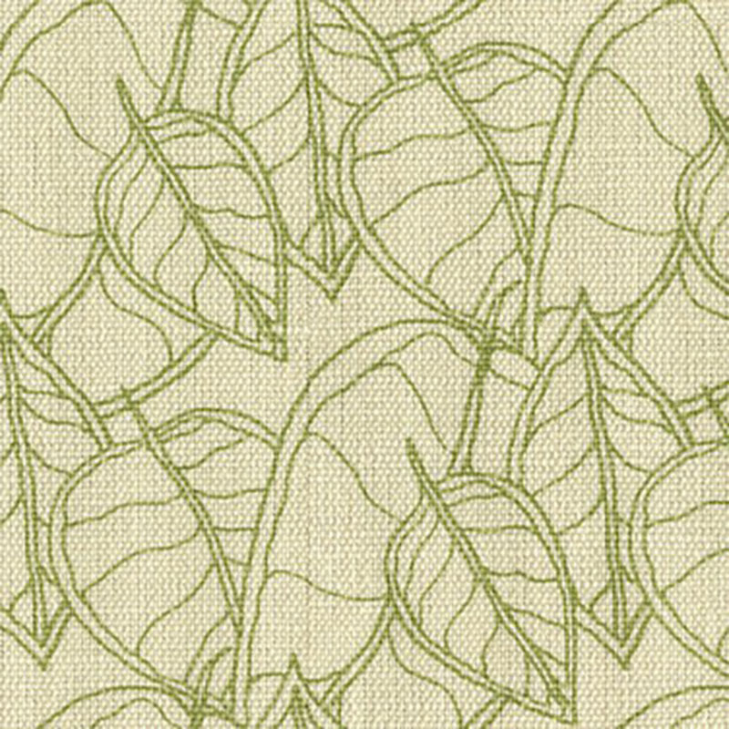 GWF-2929.30 Fall - Lime - 30 - Groundworks Fabric