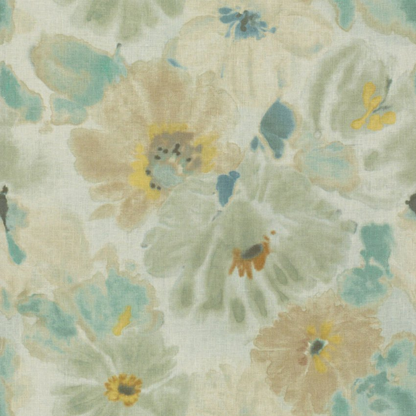 GWF-3307.653 Giverny - Mist - 653 - Groundworks Fabric