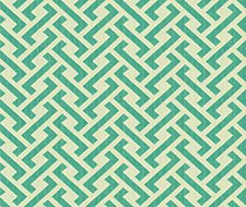 GWF-3326.53 Chinese Fret – Aqua – 53 – Groundworks Fabric