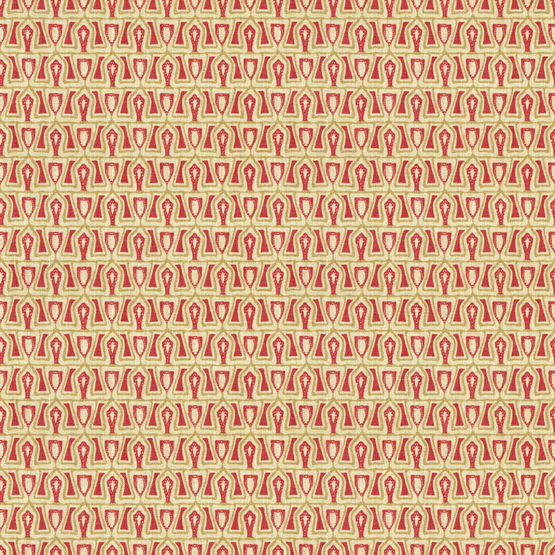 GWF-3505.7 Passage - Cerise - Groundworks Fabric