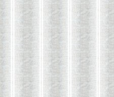 GWF-3508.101 Stripes – White Voile – Groundworks Fabric