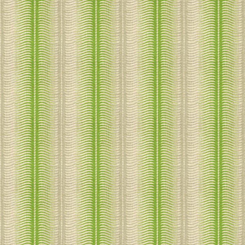 GWF-3509.3 Stripes - Meadow - Groundworks Fabric