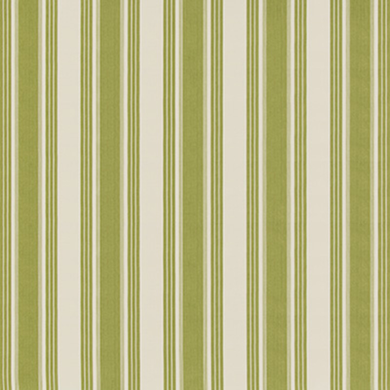 8019110.3.0 Colmar Stripe - Leaf - Brunschwig & Fils Fabric