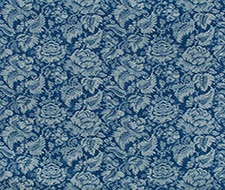 8019125.5.0 Wesserling Print – Blue – Brunschwig & Fils Fabric