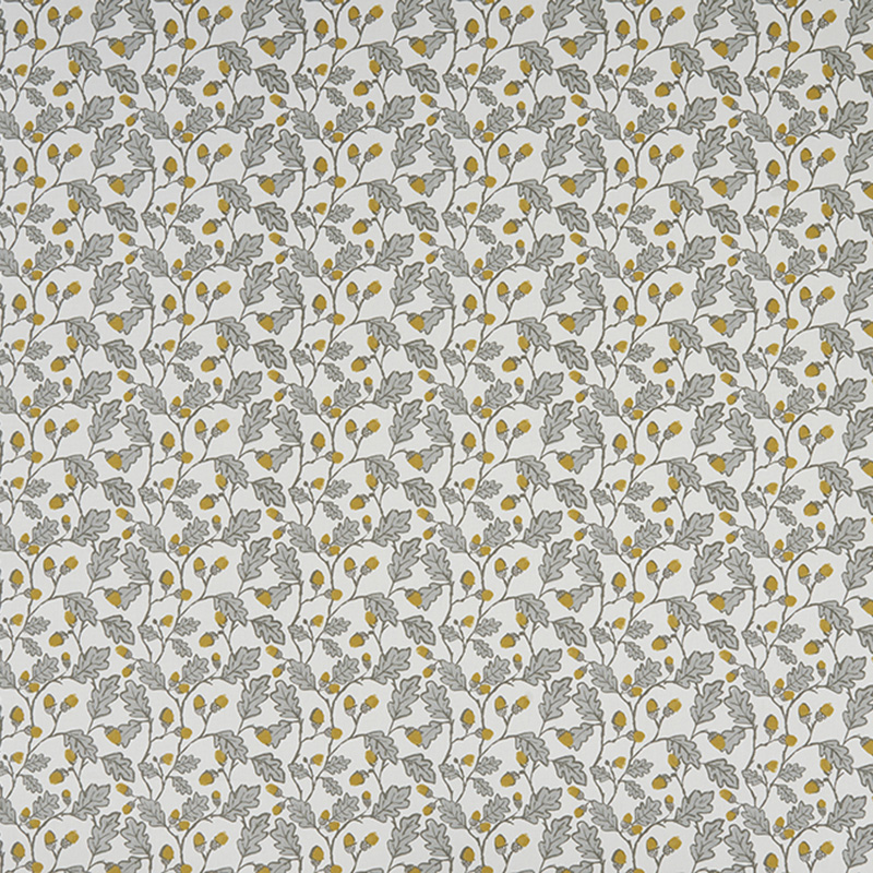 F1182/02.CAC.0 Acorn Trail - Natural - Clarke & Clarke Fabric