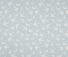 F1187/01.CAC.0 Fly Away – Duckegg – Clarke & Clarke Fabric
