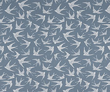 F1187/04.CAC.0 Fly Away – Navy – Clarke & Clarke Fabric
