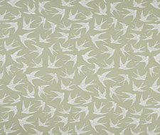 F1187/05.CAC.0 Fly Away – Sage – Clarke & Clarke Fabric