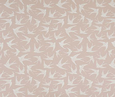 F1187/06.CAC.0 Fly Away – Sorbet – Clarke & Clarke Fabric