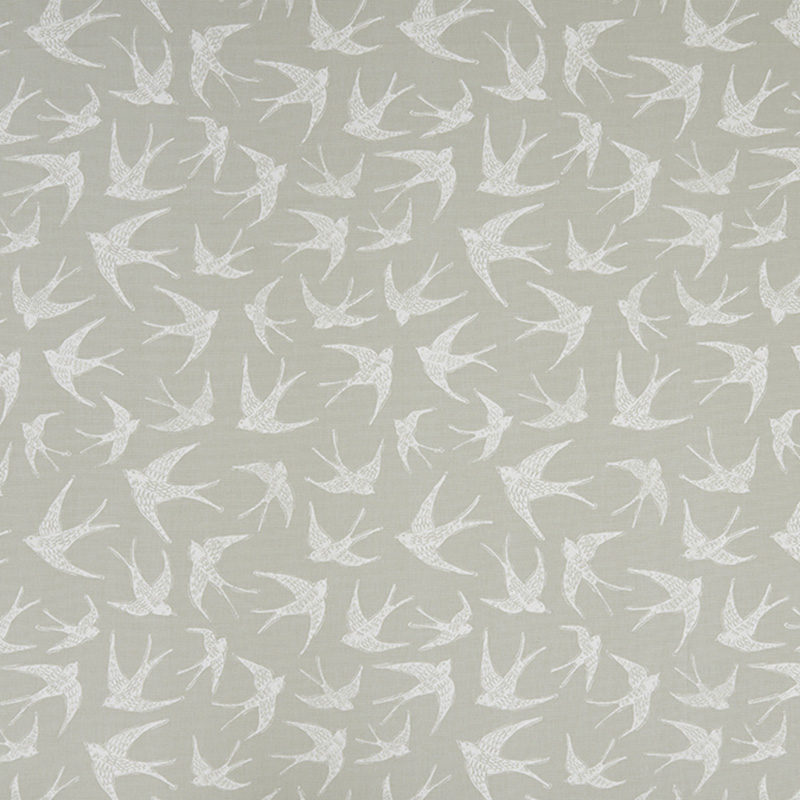 F1187/07.CAC.0 Fly Away - Taupe - Clarke & Clarke Fabric