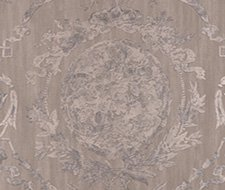 LWP50891W.RL.0 Abbeywood Damask – Pewter – Ralph Lauren Wallpaper