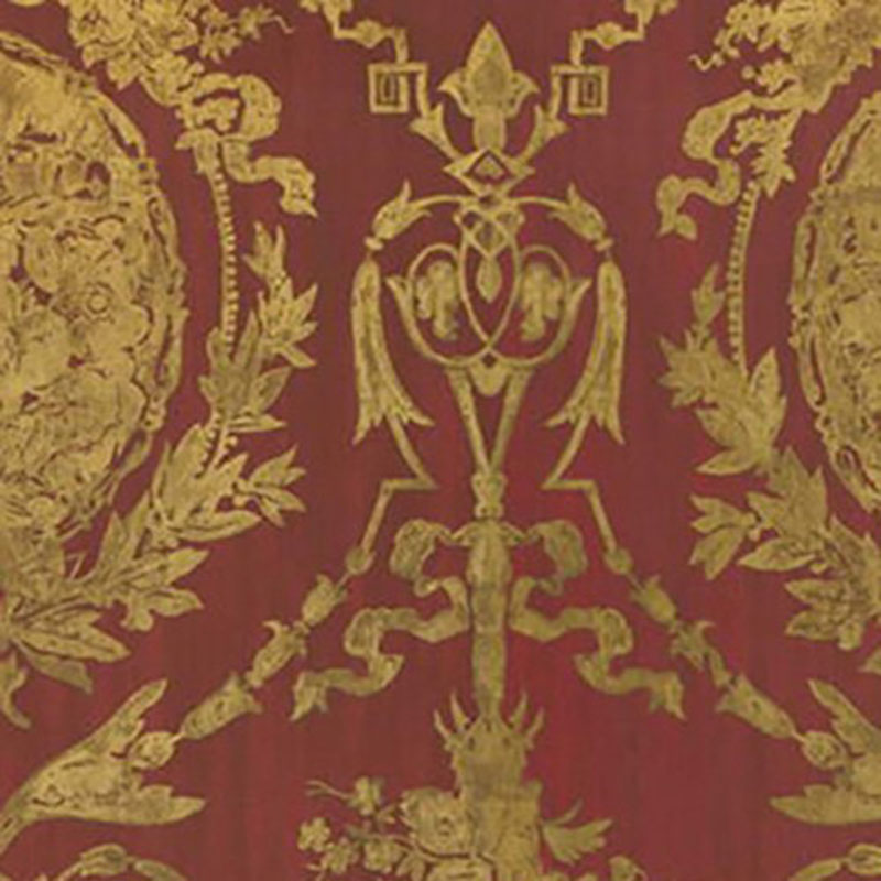 LWP50927W.RL.0 Abbeywood Damask - Balmoral - Ralph Lauren Wallpaper
