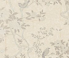 LWP60740W.RL.0 Marlowe Floral – Mother Of Pearl – Ralph Lauren Wallpaper