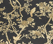 LWP65395W.RL.0 Marlowe Floral – Gilded Lacquer – Ralph Lauren Wallpaper