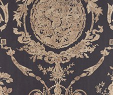 LWP65707W.RL.0 Abbeywood Damask – Gilded Ebony – Ralph Lauren Wallpaper