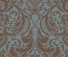 LWP65713W.RL.0 Gwynne Damask – Peacock – Ralph Lauren Wallpaper