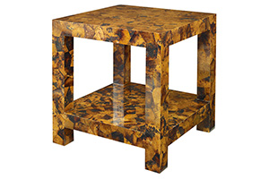 Andrews Shell Side Table
