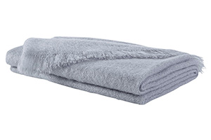 Cebile Sheer Mohair Throw