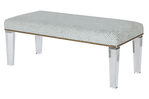 Alton Acrylic Bench
