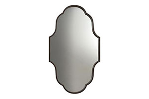 Gris Mirror, Metallic Gray