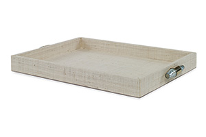 Shorehame Tray, Beige