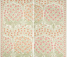 P2017100.924 Sameera Paper – Spice/Berry – Lee Jofa Wallpaper