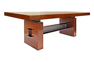 I Beam Dining Table