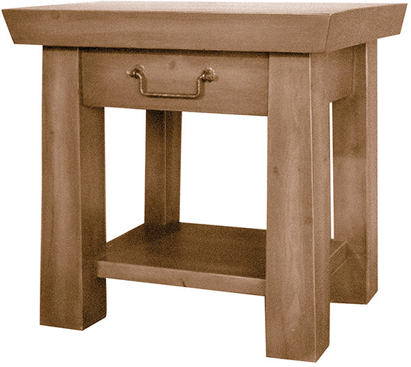 Preuss Night Table