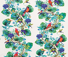 F7013-01 Rain Forest  – 01 – Osborne & Little Fabric