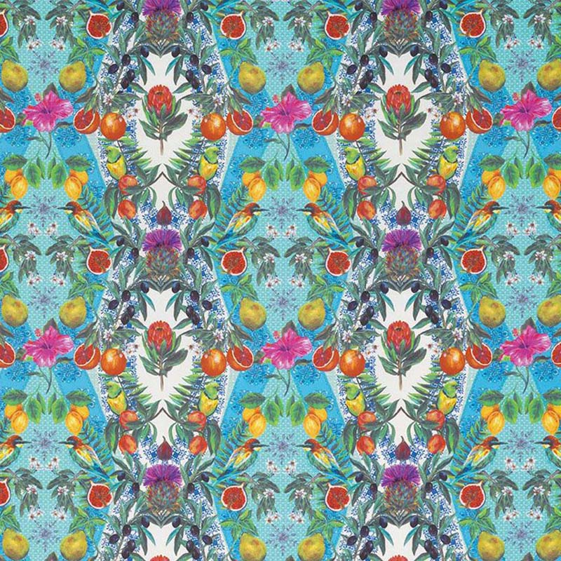 f7242-01 Talavera - 01 - Matthew Williamson Fabric