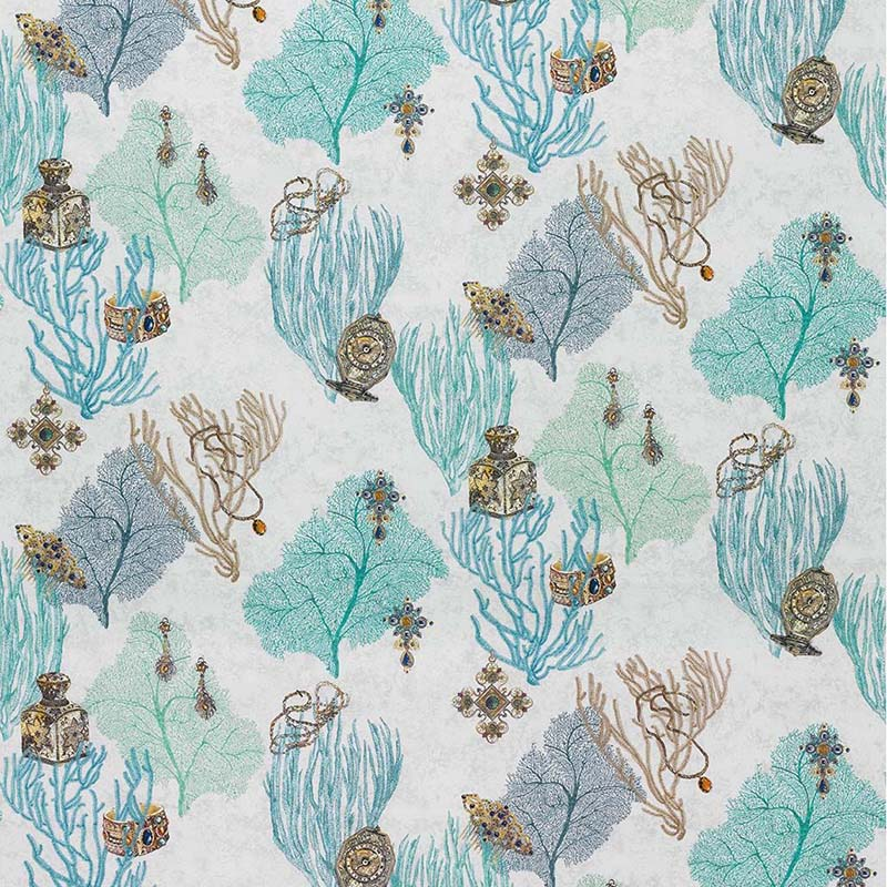 f7244-02 Coralino - 02 - Matthew Williamson Fabric