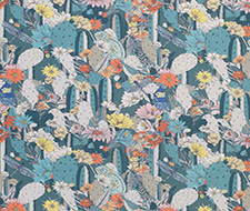 f7247-01 Cactus Garden – 01 – Matthew Williamson Fabric