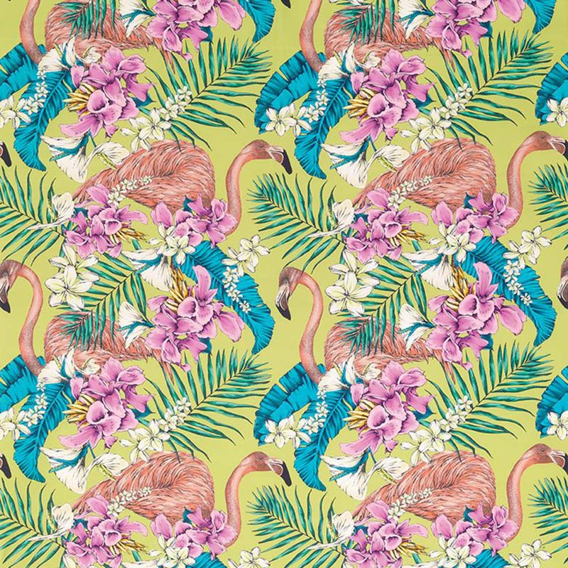 F6790-02 Flamingo Club - 2 - Matthew Williamson Fabric