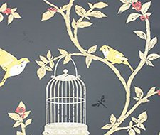 NCW3770-05 Birdcage Walk – 5 – Nina Campbell Wallpaper