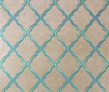 W6957-01 Jali Trellis – 1 – Matthew Williamson Wallpaper