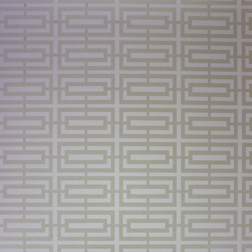 W6330-03 Kikko Trellis Vinyl - 03 - Osborne & Little Wallcoverings