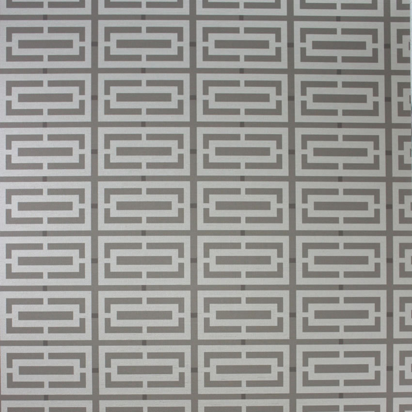 W6330-04 Kikko Trellis Vinyl - 04 - Osborne & Little Wallcoverings ...
