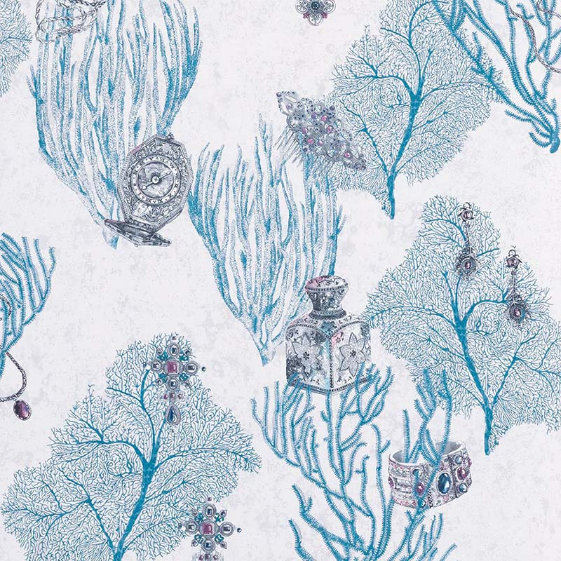 W7262-03 Coralino - 03 - Osborne & Little Wallpaper | Osborne ...