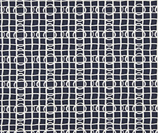 225976 Lattice Graph – Ultramarine – Robert Allen Fabric