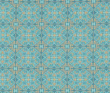230918 Bukhara – Aquamarine – Robert Allen Fabric