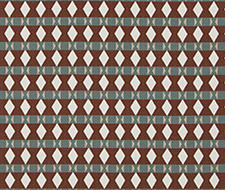 258745 Mali Stripe – Carob – Robert Allen Fabric