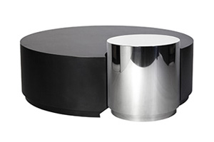 Subtraction Cocktail Table – Round