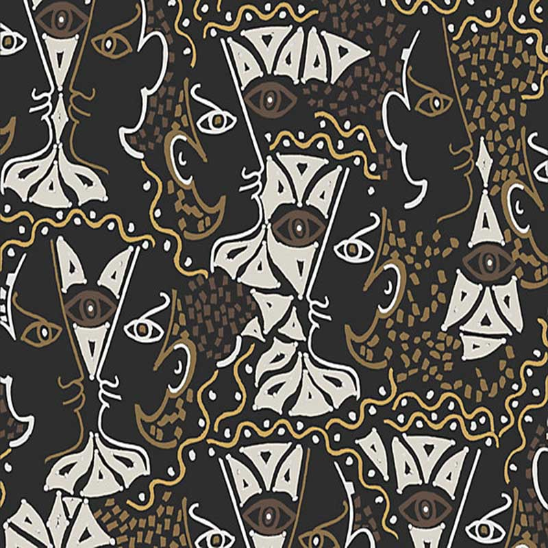 Lelievre Union Mordore Wallpaper (Samples)