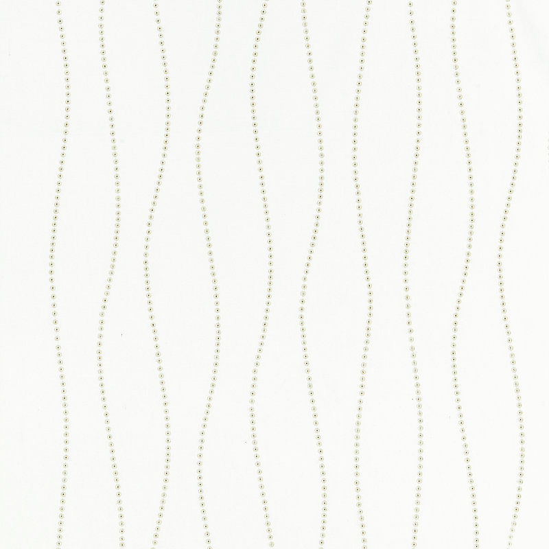GW 000127206 (27206-001) Eyelet Wave - Sand - Grey Watkins Fabric