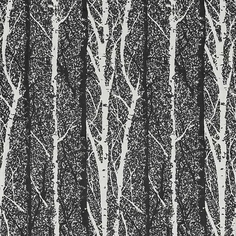 GW 000327205 (27205-003) Birch Weave - Shadow - Grey Watkins Fabric