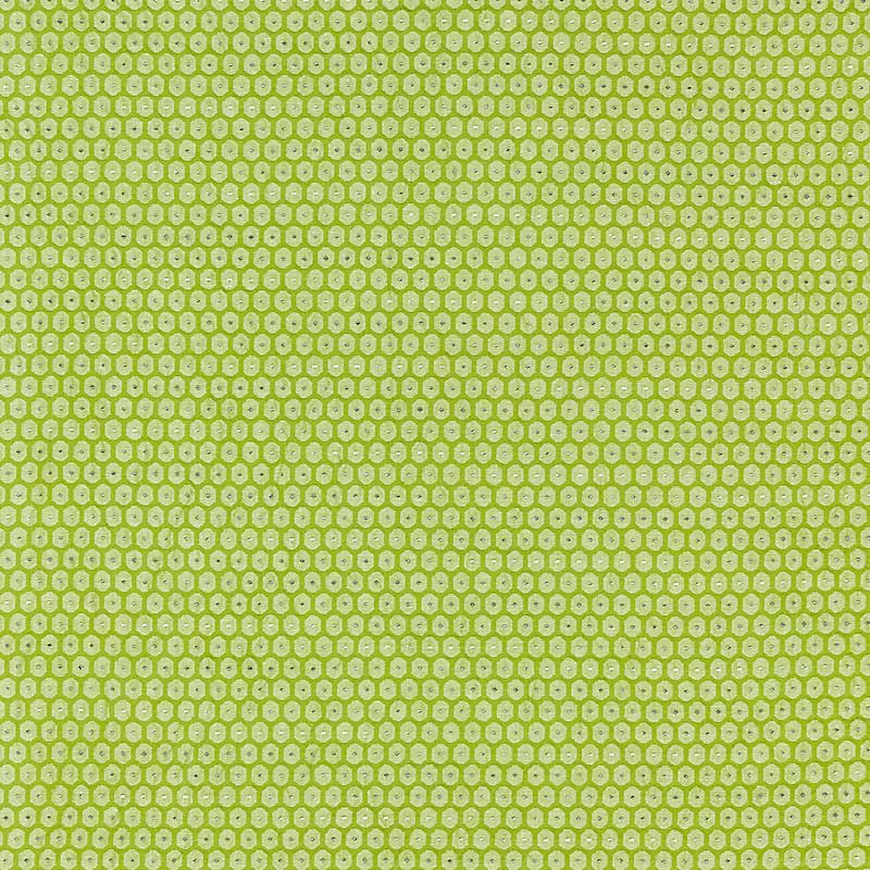 GW 000327209 (27209-003) Honeycomb Weave - Kiwi - Grey Watkins Fabric