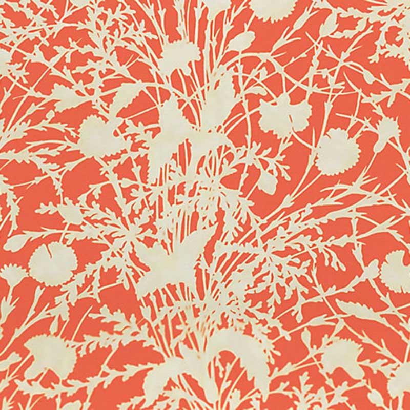 GW 000416623 Wildflower - Guava - Scalamandre Fabric